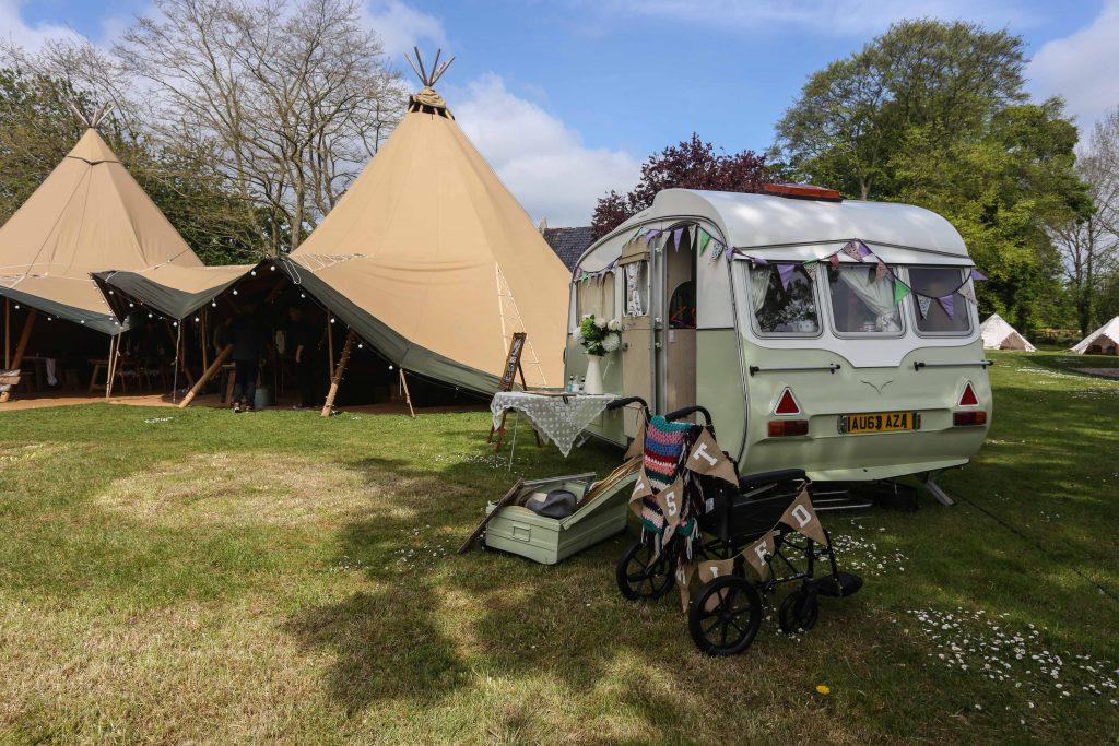 Magical Camping at Collge Farm Norfolk (20)